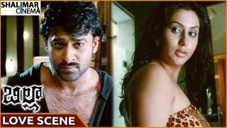 Billa Movie    Prabhas & Namitha Superb Love Scene    Prabhas, Krishnam Raju    Shalimarcinema