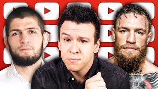What The McGregor Khabib Chaos Shows Us, NY Limo Charges Fall On Son, Missing Journalist & More