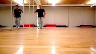Gino - Popping (Hitting Practice)