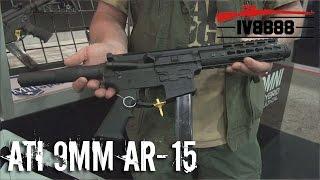 SHOT Show 2016: ATI Mil Sport 9mm AR-15