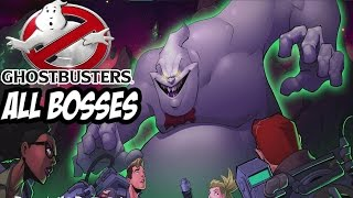 Ghostbusters 2016 All Bosses