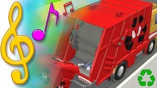 TuTiTu Songs | Garbage Truck - Recycling Song | Songs for Children with Lyrics