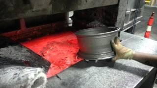 Melting Aluminum Rims pt.2