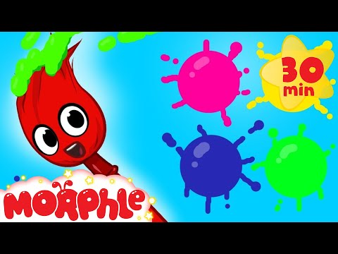 My Magic Colors Learn About Colors with My Magic Pet Morphle