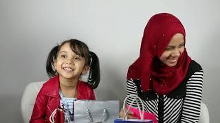 MUST WATCH: Best conversation between Maryam and Fatima [3 yrs]