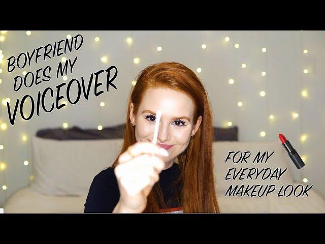 BOYFRIEND DOES MY VOICEOVER | Madelaine Petsch