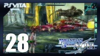 ファンタシースター ノヴァ│Phantasy Star Nova【PS Vita】 -  Pt.28「Grand Act 1」
