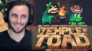 Temple Toad |  Derp SSundee is a Frog??