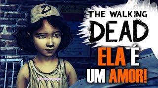 The Walking Dead season 1   GAMEPLAY   Estou me afeiçoando à Clementine