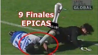 9 Finales epicas en el futbol mexicano