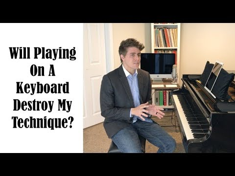 Xxx Mp4 Is It Okay To Practice On A Digital Piano Josh Wright Piano TV 3gp Sex