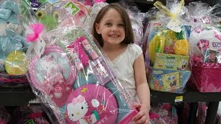"Easter Basket Shopping with Annabelle ""Happy Easter, Toy Freaks"""