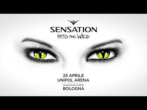 Sensation Italy 2014 Into The Wild trailer
