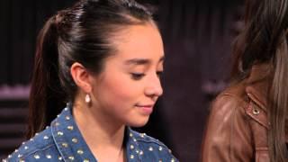La Voz Kids | María Isabel, Ashley y Brianna en ensayos con Pedro Fernández y Victor Manuelle