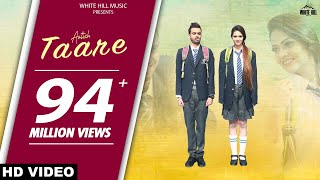 New Punjabi Songs 2017 | Taare ( Full Song) | Aatish | Latest Punjabi Songs 2017 | White Hill Music