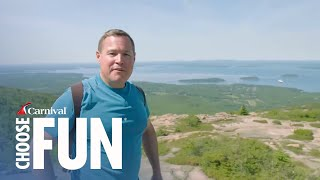 Ocean Treks with Jeff Corwin Featuring Carnival Cruise Line