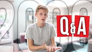 Q&A - Thanks for 2,000 subscribers!