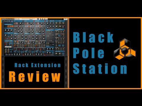 Propellerhead Reason Re Review: Black Pole Station