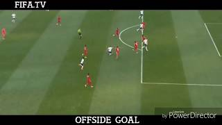 Referee mistakes in world cup 18