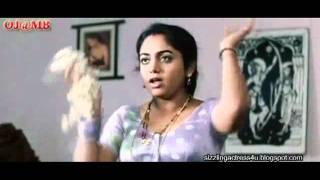 Lakshmi Sharma hot cleavage and navel show
