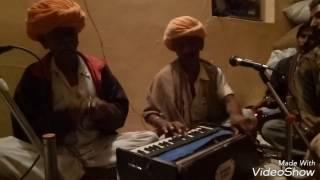 new marwadi desi bhajan || kun prem jal pave ||kalu nath & party  डायाराम जी परिहार। नीव भजन