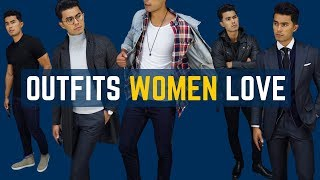 5 Outfits That Will Make You Get all the Girls