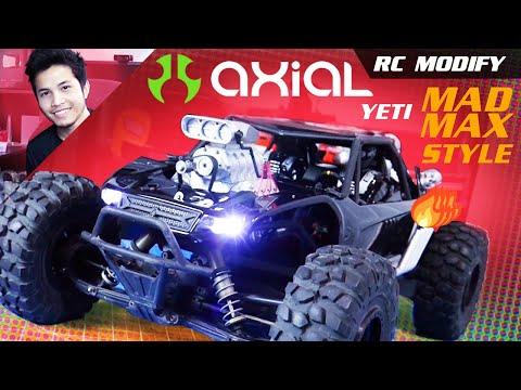 Xxx Mp4 RC Modify 24 Yeti DDW V8 Supercharged Mad Max Style 3gp Sex
