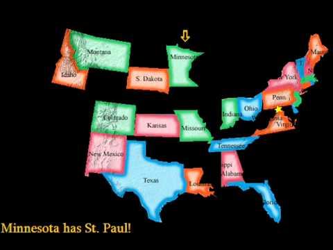 50 States 51 Capitals