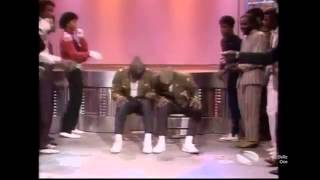 Soul Train Robot Prince Robert Bell Capt Crunch & the Funky Bunch