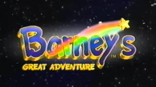 Opening to Barney's Adventure Bus 1997 VHS