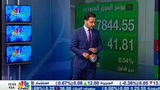 أنس الراجحي وتعليق على سوق الأسهم مع افتتاح جلسة الخميس 12 أبريل.