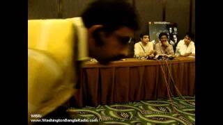 Washington Bangla Radio: BAISHE SRABON - Srijit Mukherji's 22 Shrabon Bengali Movie: Full Press Meet