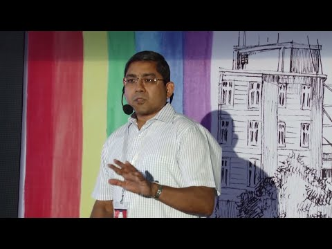Unanswered Mysteries from the Mahabharata Christopher Charles Doyle TEDxYouth NMS