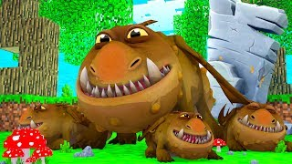 OUR GRONCKLE IS HAVING BABIES! - Minecraft Dragons