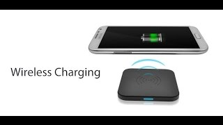 How to make a wireless mobile charger - DIY