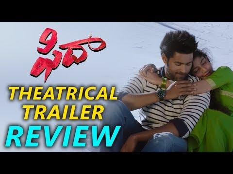 Xxx Mp4 Varun Tej Sai Pallavi Fidaa Movie Theatrical Trailer Review Latest Film News 3gp Sex