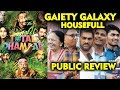 Download Video Download Total Dhamaal Public Review | GAIETY GALAXY | Ajay Devgn, Madhuri, Anil Kapoor, Arshad 3GP MP4 FLV
