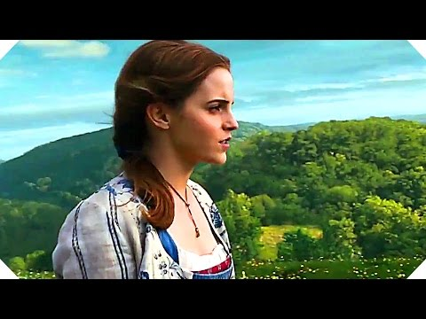 BEAUTY AND THE BEAST Trailer (2017 - Golden Globes) + ALL the TV Spots