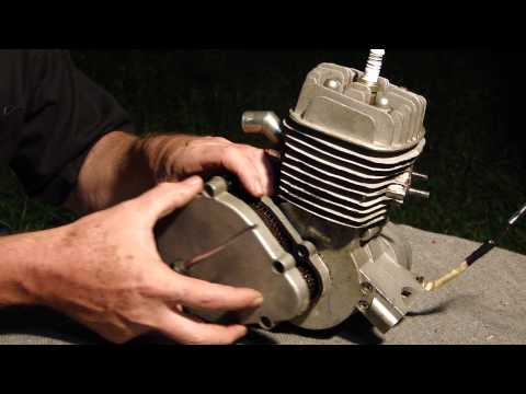 Embreagem dos motores para bicicleta motorizada 2 tempos da Bicimoto