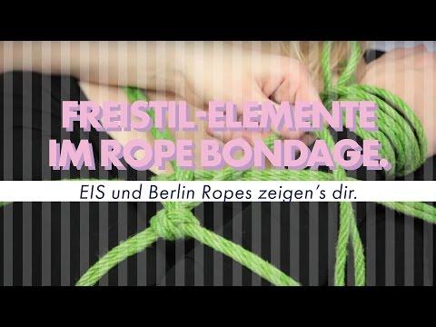 Xxx Mp4 Freistil Elemente Im Rope Bondage 3gp Sex