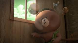 LINE TVC - Ramadan Animation (Indonesia)