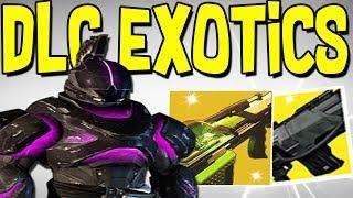 Destiny 2: NEW SAINT 14 SHOTGUN & INSECT GRENADE LAUNCHER! New Exotics, DLC Glitches, & Quests