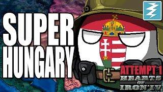 HOW TO MAKE SUPER HUNGARY [1] CHEAT/EXPLOIT - Hearts of Iron 4 (HOI4)