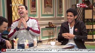 """كوميديا نجوم """" مسرح مصر """" في قهوة اشرف .. حمدي الميرغني و محمد انور"""