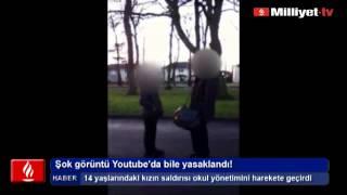 Youtubeda yasaklanan şok görüntü !