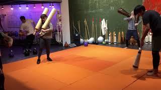 [클래스] 인디언클럽 아카데미 : 페르시안밀 훈련
