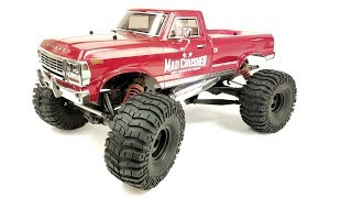 What's New: Kyosho Mad Crusher GP 1/8 Nitro Monster Truck