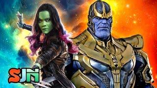Did Zoe Saldana Leak The Avengers 4 Title?