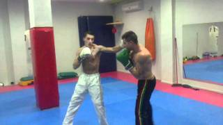 bruno - goteras - boxeo 2