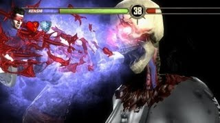 Mortal Kombat Komplete PC Jackpot! Infinite X-Ray , Headless Armless Combat